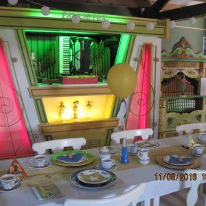 Orgelmuseum 'de zoeten orgel'